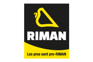 RIMAN logo marques selected